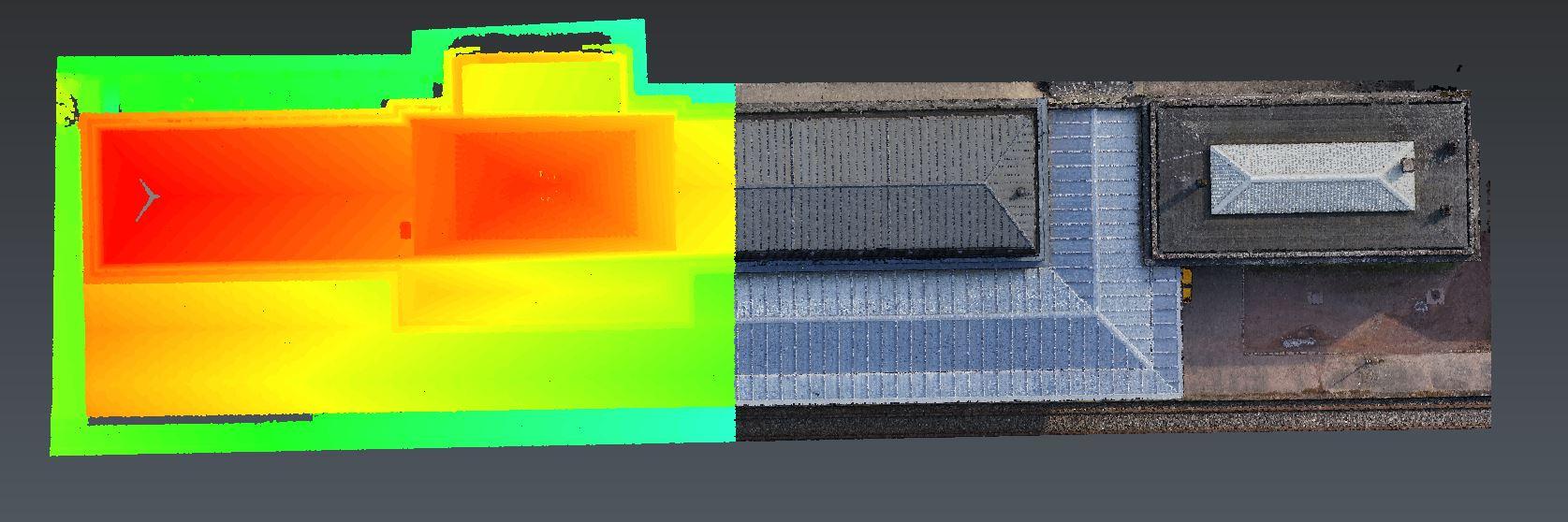 dbi conception - inspections d'ouvrages, relevés topographiques, thermographies dans le grand est